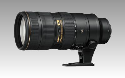 AF-S 70-200mm f/2.8G ED VR II