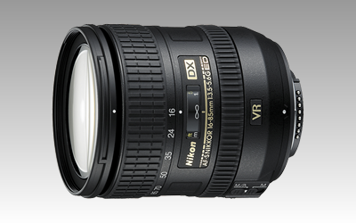 AF-S DX 16-85mm f/3.5-5.6G ED VR