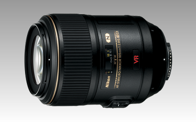 AF-S VR Micro 105mm f/2.8G IF-ED