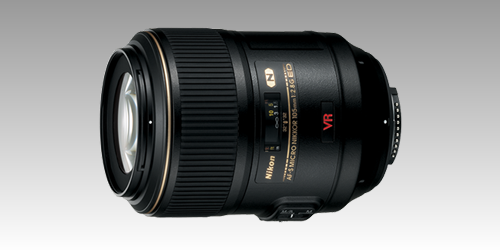 AF-S VR Micro 105mm f2.8G IF-ED