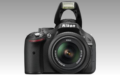 Nikon DSLR 5200