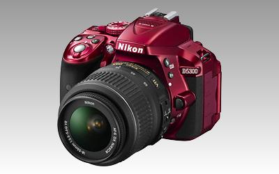 Nikon DLSR 5300