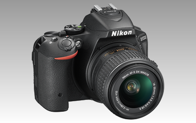 Nikon DSLR D5500