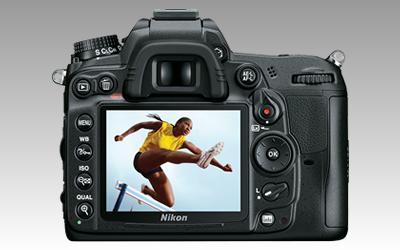 Nikon DSLR 7000