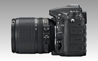 Nikon DSLR 7100
