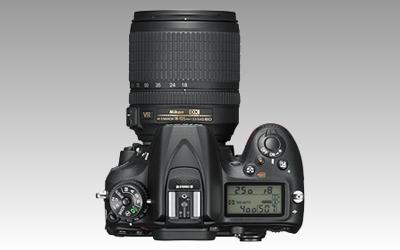 Nikon DSLR 7200