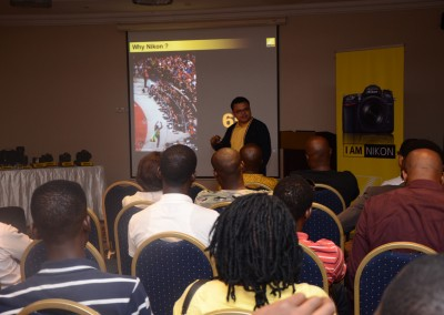Cesar Parroco, Head of Nikon School Dubai explains Why Nikon_