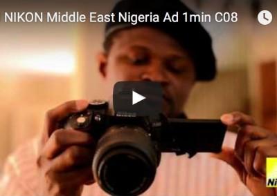 I AM NIKON – Middle East – Nigeria Ad 1min C08