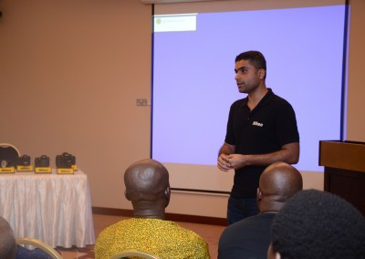Rohit Sawhney, Area Sales Manager of Nikon Middle East and Africa shares Nikon's market performance in the last 6 months