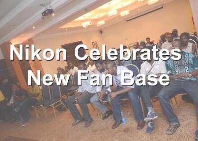 Nikon celebrates new fan base in Nigeria photos