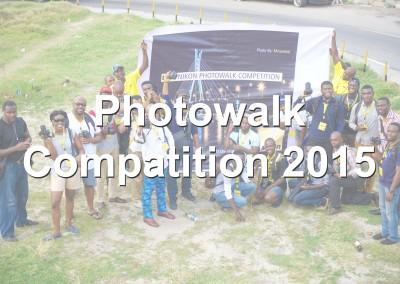 Photowalk Competition 2015
